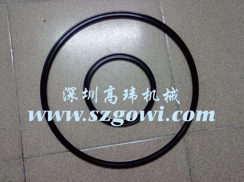 协易SN1-80/110/160T冲床离合器气缸密封圈、胶圈