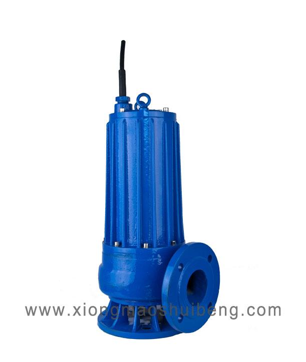 WQ125-130-30-22型排污泵 污水泵