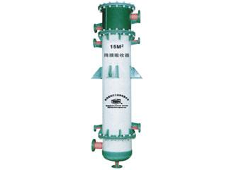 石墨改性聚丙烯降膜吸收器、吸收器