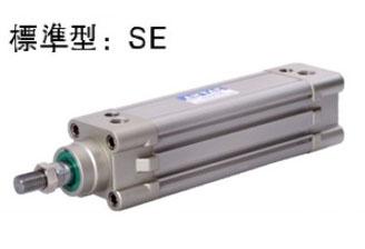 亚德客SE系列标准气缸厂家销售