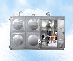 HLXB型智能化箱式泵ω 站