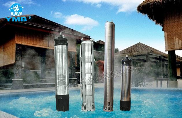 广东温泉泵,高温泵,深井泵