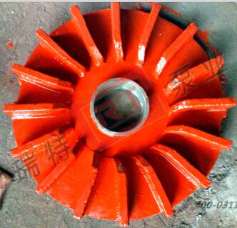 ZJ系列渣浆泵副叶轮的作用
