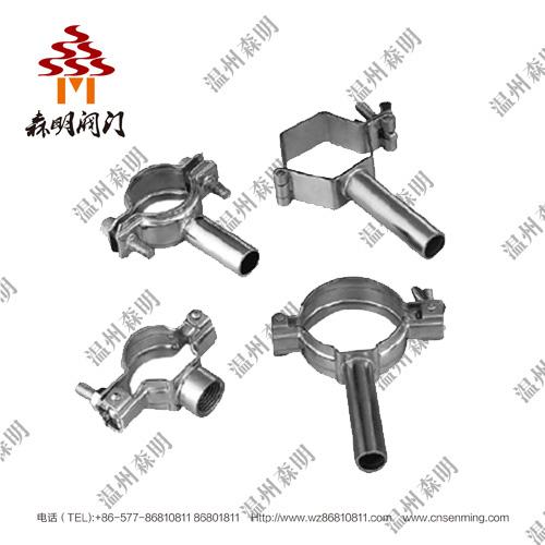专业生产不锈钢管夹,厂家直销