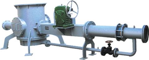 用曼大szj喷射输送泵改善生活环境