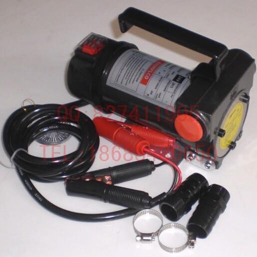 挖机抽油泵 柴油吸油泵 自动加油泵 手提加油泵 电动加油泵