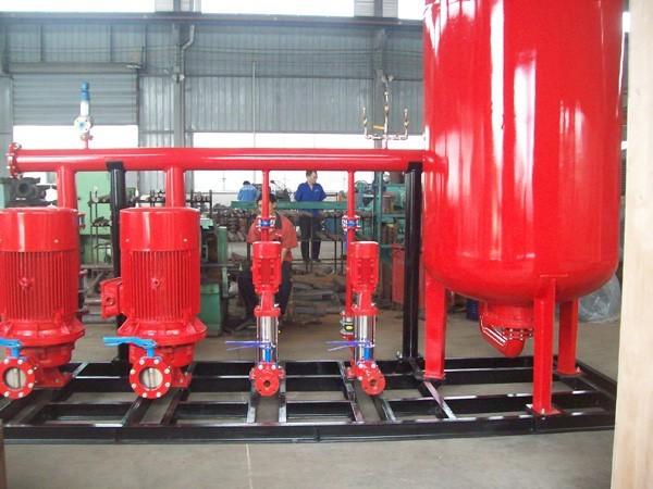 无负压消防机组水泵机组上海克洋