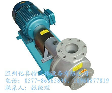 YXTP系列平叶泵
