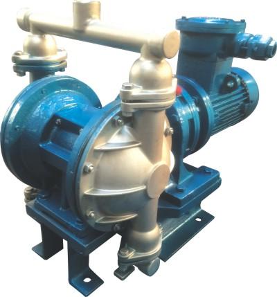 QBY-32气动铸铁隔膜泵 四氟 国产 高效率 无泄漏
