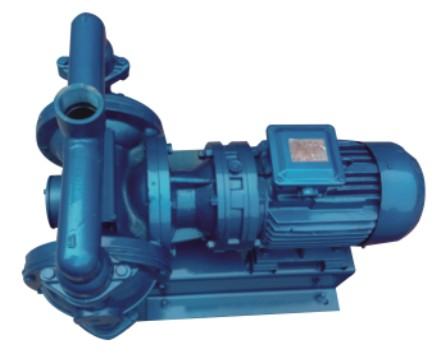 QBY-25气动铸铁隔膜泵