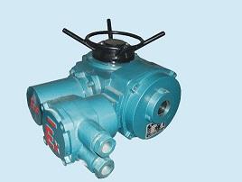 DZB隔爆型阀门电动装置