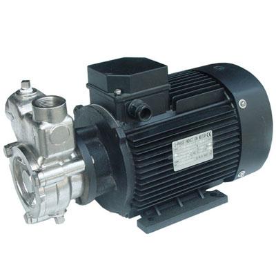 销售代理南方泵20QY-1DS不锈钢自吸气液混合泵,气浮泵