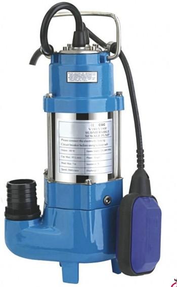WQX(D)-(G)污水污物潜水电泵