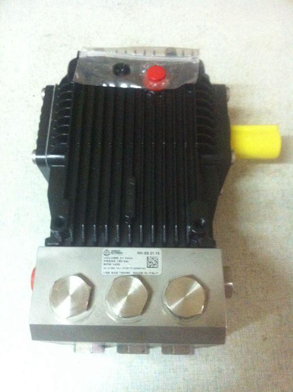 意大利AR进口316不锈钢耐腐蚀高压泵