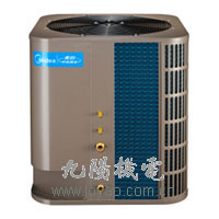 苏州美的空气能热水器