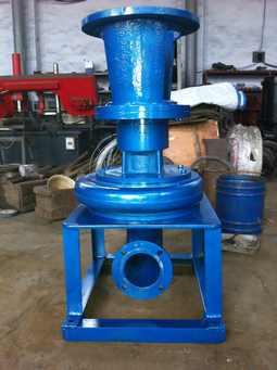 耐磨管道增压泵