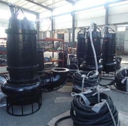 高耐磨潜水抽沙泵/排沙泵/泥沙泵