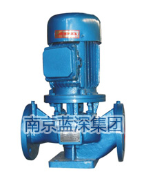 LS50-32型单级立式离心管道泵