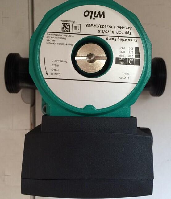 德国威乐泵循环泵屏蔽泵 TOP-RL25/8.5