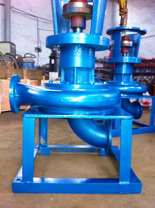 ZSG耐磨增压管道浆体泵