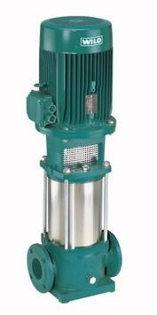 德国威乐立式增压泵MVI3208不锈钢立式多级离心泵