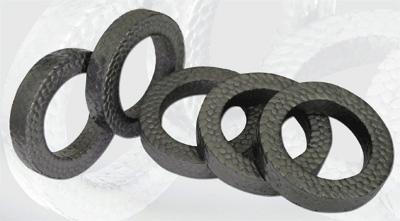 膨胀石墨填料环石墨填料环石墨盘根环膨胀石墨填料环