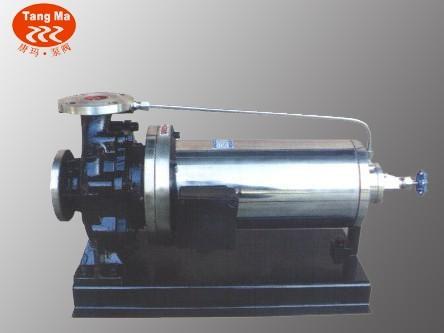 pbsl立式双吸屏蔽泵