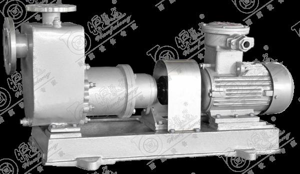 TCZ无泄漏磁力自吸泵