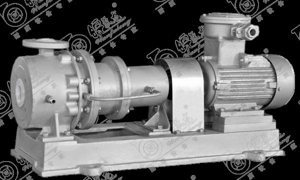 TCBF衬氟保温磁力泵