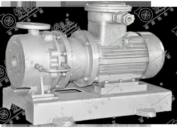 TCGF衬氟高温磁力泵