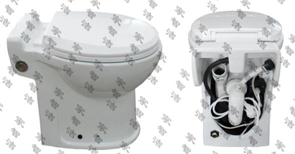 家智洁homac污水提升马桶泵
