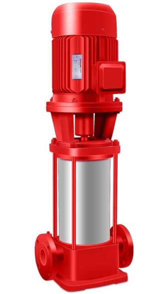 供应XBD2.8/20-(I)100*2消防泵 立式消防泵 稳压缓冲多级消防泵