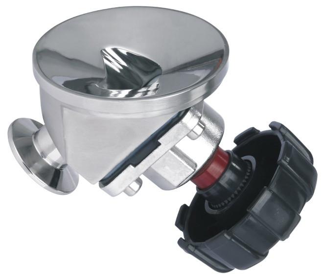 罐底隔膜阀,手动罐底隔膜阀,快装罐底隔膜阀