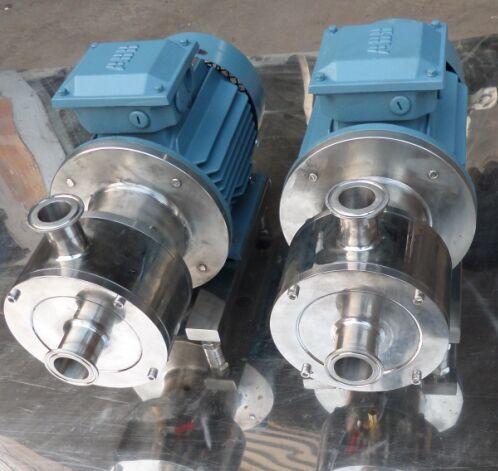 卫生级乳化泵,管线式乳化泵,均质乳化泵
