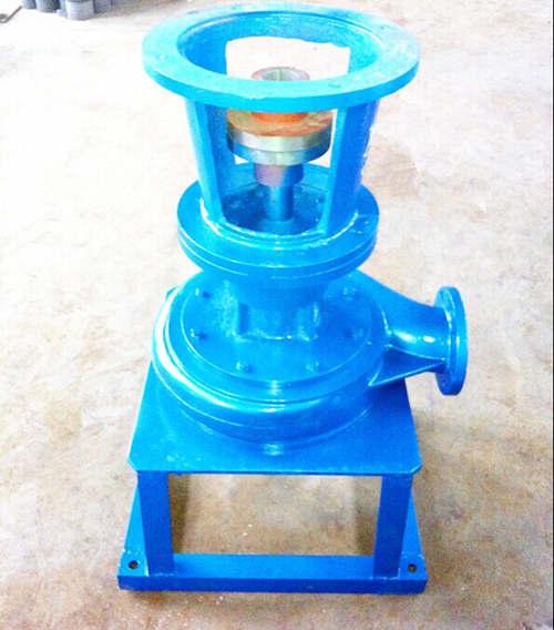 管道式砂浆输送泵/矿砂泵