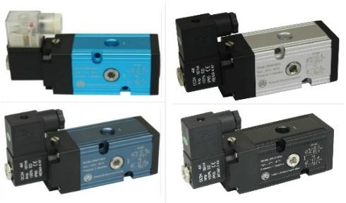 LSW系列功能型电磁阀 电磁换向阀