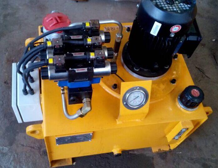 非标液压系统 非标液压设备 液压泵站液压动力单元 加气砖涂油设备