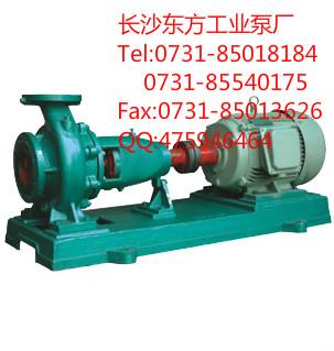 IS150-125-315单级单吸清水离心泵