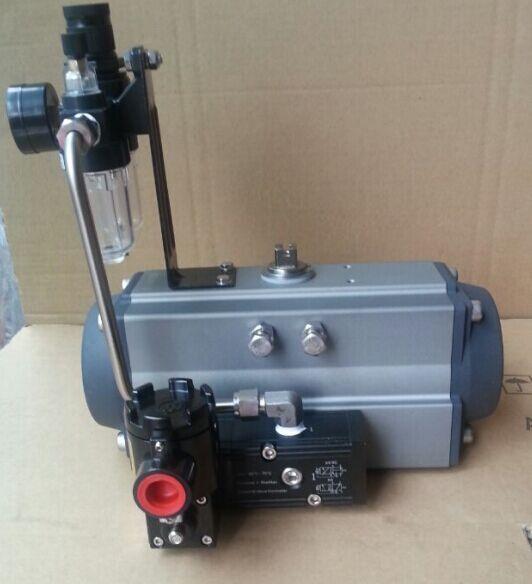 CT6防爆电磁阀配套执行器