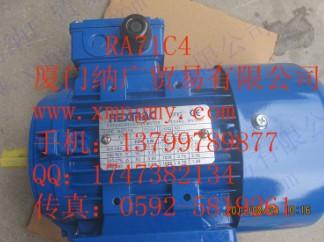 REXMAC电机RA80B4 B14 0.75KW