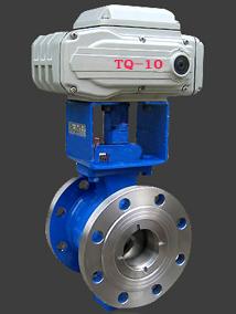 三偏心D941H-10 DN400型调节型电动蝶阀