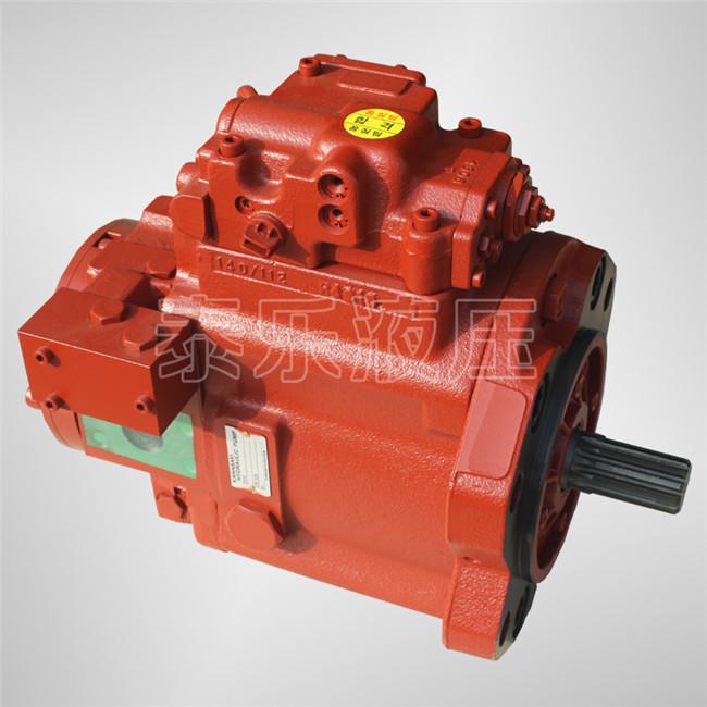 原装进口韩国川崎液压泵型号k5v140s系类总成柱塞泵图片