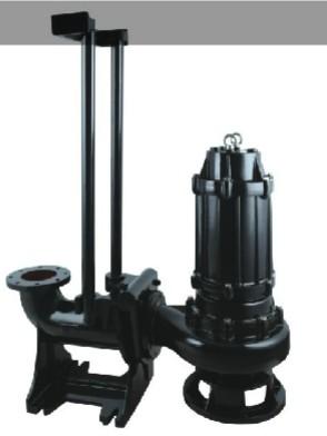 QW(WQ)潜水式无堵塞排污泵排污泵无堵塞排污泵