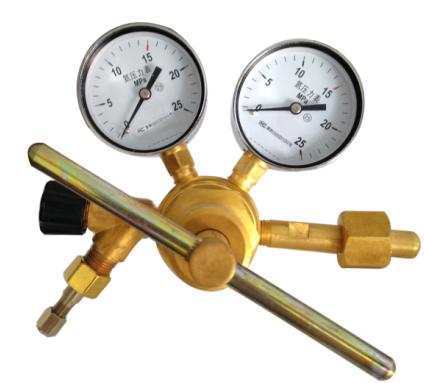 YQD-25高压氮气减压器带微调装置开关