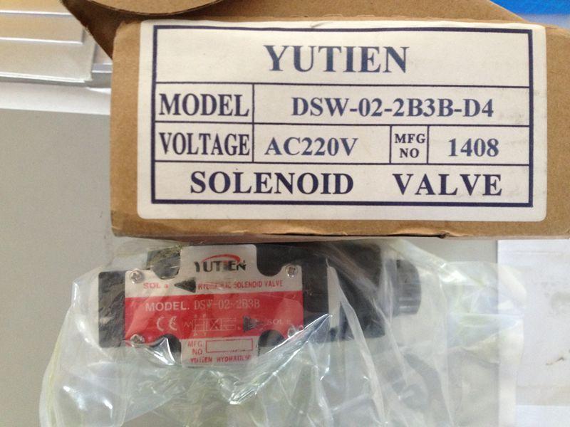 台湾YUTIEN油田电磁阀厂家直销