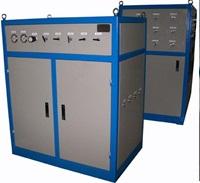 井口安全阀控制系统 系统提供增压泵和手动泵