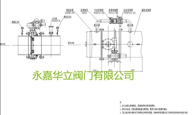 蝶阀电路原理图