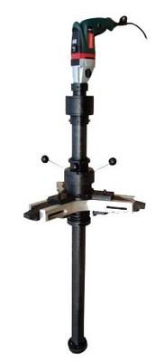 MJ-400便携式安全阀研磨机