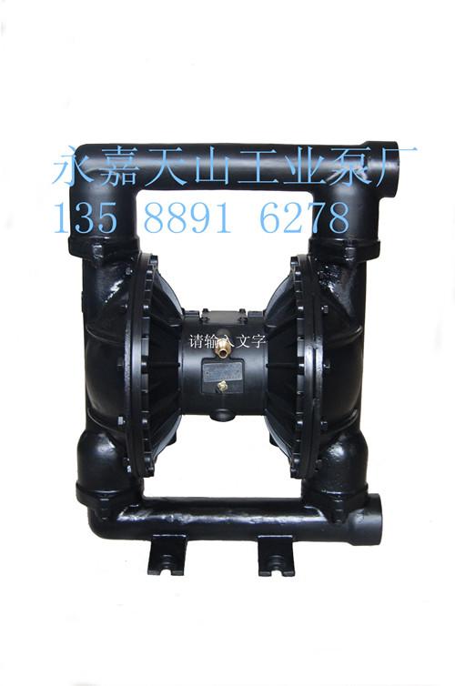 QBK-40铸铁 气动隔膜泵