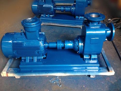 40CYZ- A40 自吸泵式离心油泵